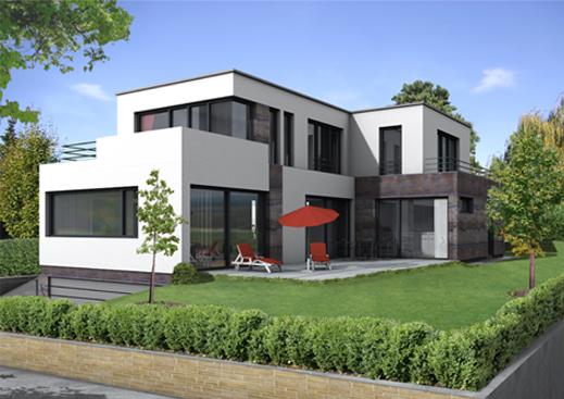 Проекты домов с плоской крышей: особенности монтажа